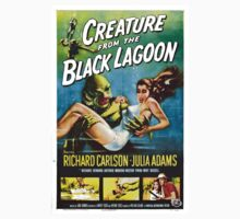 Creature from the Black Lagoon by Meje