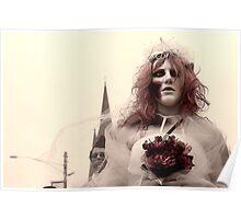 Zombie Bride. Poster