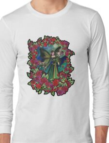 Kerri Green Fairy  Long Sleeve T-Shirt