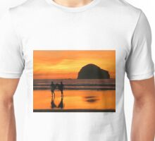 Cornwall: The Gold Coast Unisex T-Shirt
