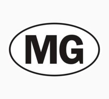 MG - Oval Identity Sign by Ovals