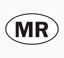 MR - Oval Identity Sign by Ovals