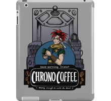 Chrono Coffee iPad Case/Skin