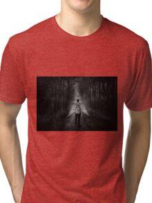Angel Tri-blend T-Shirt