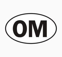 OM - Oval Identity Sign by Ovals