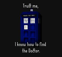 I know how to find the Doctor Unisex T-Shirt