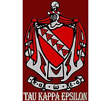 TKE - Coat of Arms for Dark Colors Photographic Print