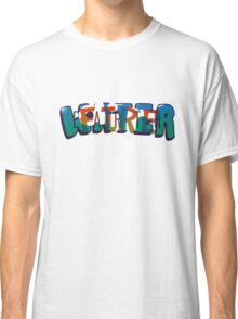 Water Earth Fire Air Classic T-Shirt