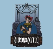 Chrono Coffee Kids Tee