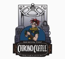 Chrono Coffee One Piece - Short Sleeve