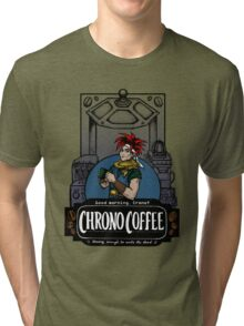 Chrono Coffee Tri-blend T-Shirt
