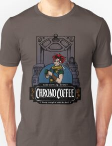 Chrono Coffee Unisex T-Shirt