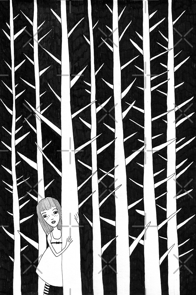 Little Siren by Aleksandra Kabakova