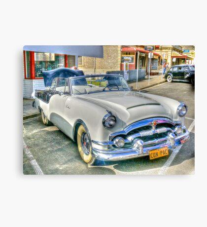 1954 Packard Carribean Convertible Canvas Print