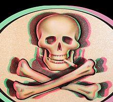 3D Skull & Bones by DaleSizer