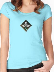 Breaking Bad Volatile Women's Fitted Scoop T-Shirt