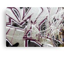 string Canvas Print
