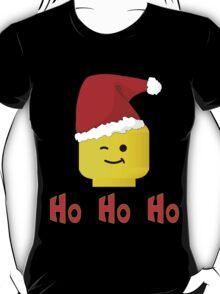 Santa Ho Ho Ho Minifig by Customize My Minifig T-Shirt