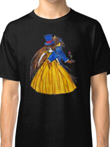 Who is the Mad Hatter ? Beauty and the Beast Classic T-Shirt