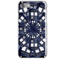 Tardis Kaleidoscope iPhone Case/Skin