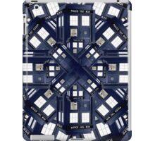 Tardis Kaleidoscope iPad Case/Skin