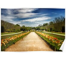 Jardin Des Plantes Gardens, Paris (2) Poster
