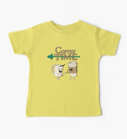 Coffee Time! Kids Clothes