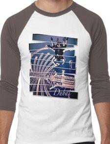Dapper Boy Dubai Men's Baseball ¾ T-Shirt