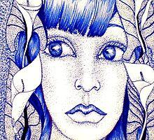 Majorelle by Lenora Brown