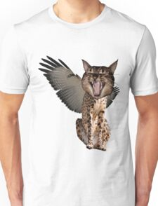 watch out now. Unisex T-Shirt