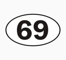 69 - Oval Identity Sign by Ovals