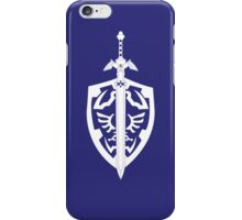 Sword & Shield iPhone Case/Skin