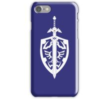 Sword & Shield iPhone Case/Skin