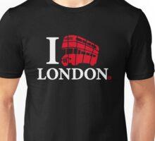 I LOVE LONDON Unisex T-Shirt
