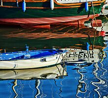 Athaena Reflections ~ Lyme Regis by Susie Peek