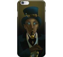 Egypto-NeoVictorian Noir iPhone Case/Skin