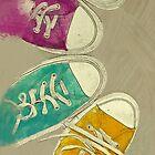 sneakers by ashkenazigal