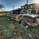 Old Ford Falcon HDR by Gabriel Skoropada