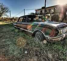 Old Ford Falcon HDR by Gabriel Skoropada