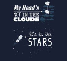 In the Stars, Not the Clouds Kids Clothes