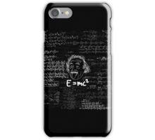 E = mc2 iPhone Case/Skin