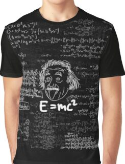 E = mc2 Graphic T-Shirt