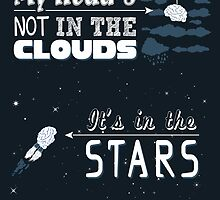 In the Stars, Not the Clouds by thehookshot