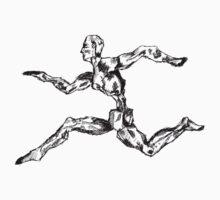 Running Man by Imran Nalla