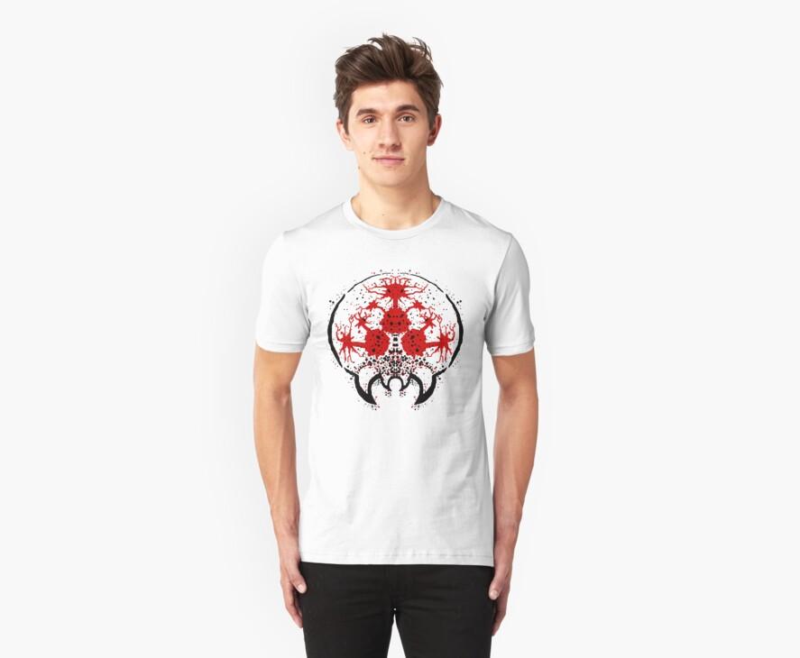 Metroid Rorschach Test  by cadaver138