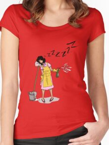 family guy consuela Women's Fitted Scoop T-Shirt