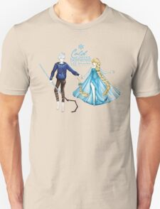 Cold never bothered me anyway (Jelsa) Unisex T-Shirt