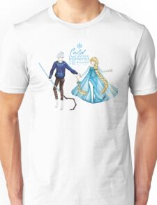 Cold never bothered me anyway (Jelsa) T-Shirt