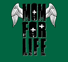 Mom For Life Womens Fitted T-Shirt