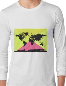 World map Ultra TM Long Sleeve T-Shirt